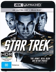 Star Trek | Blu-ray + UHD