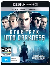 Star Trek - Into Darkness | Blu-ray + UHD