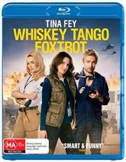 Whiskey Tango Foxtrot | Blu-ray