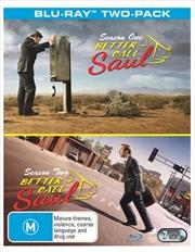 Better Call Saul - Season 1-2 | Boxset
