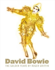 David Bowie: The Golden Years | Hardback Book
