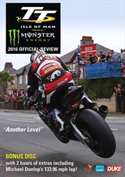 Isle Of Man TT 2016 Review | DVD