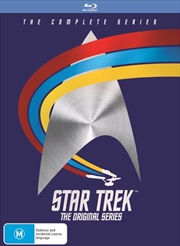 Star Trek The Original Series - Season 1-3 | Boxset | Blu-ray