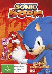 Sonic Boom - Season 1 - Vol 3
