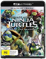 Teenage Mutant Ninja Turtles - Out Of The Shadows | UHD