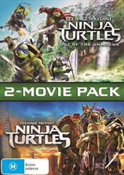 Teenage Mutant Ninja Turtles / Teenage Mutant Ninja Turtles - Out Of The Shadows | DVD
