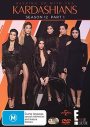 Keeping Up With The Kardashians - Season 12 - Part 1