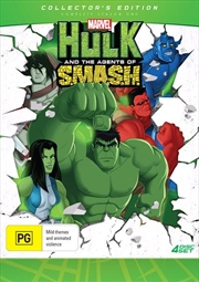 Hulk And The Agents Of SMASH - Season 1 - Collector's Edition | DVD