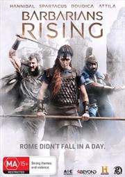 Barbarians Rising | DVD