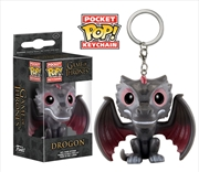 Got Drogon Pop Keychain
