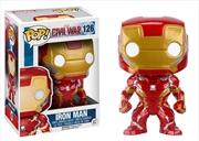 Iron Man   Pop Vinyl