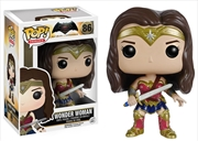 Wonder Woman | Pop Vinyl