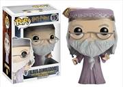 Dumbledore (With Wand)