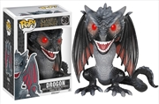 "Game Of Thrones - Drogon 6"" Super-Sized"