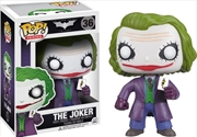 Dark Knight - The Joker | Pop Vinyl