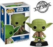 Yoda | Pop Vinyl