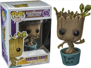 Guardians of the Galaxy - Dancing Groot (I Am Groot Edition) | Pop Vinyl