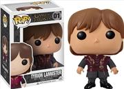Game Of Thrones: Tyrion | Pop Vinyl