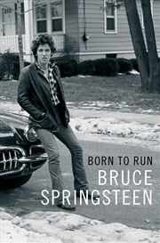 Born To Run | Hardback Book