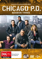 Chicago P.D. - Season 3 | DVD