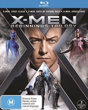 X-Men Beginnings Trilogy | Blu-ray