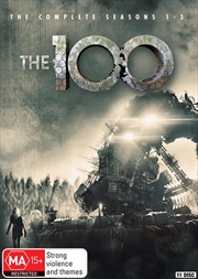 100 - Season 1-3 | Boxset, The