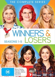Winners and Losers - Season 1-5 | Boxset