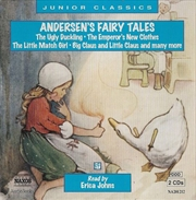 Andersens Fairy Tales | CD
