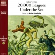 20,000 Leagues Under The Sea | CD
