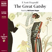 Great Gatsby | CD