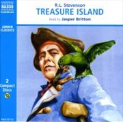 Treasure Island - R.L.Stevenson | CD