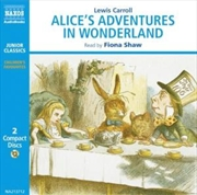 Alice's Adventures In Wonderland | CD