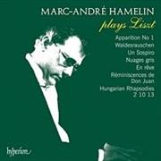 Liszt-Marc-Andre Hamelin | CD