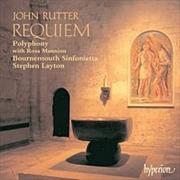 Rutter:Requiem   CD
