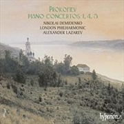 Piano Concerti No.1, 4, 5 | CD