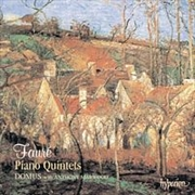 Faure Piano Quintets No 1 & 2 | CD