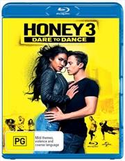 Honey 3 - Dare To Dance | Blu-ray