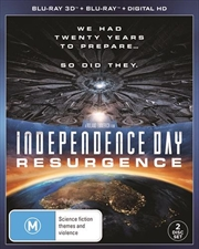 Independence Day - Resurgence | Blu-ray 3D