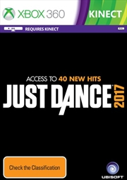 Just Dance 2017: Kinect