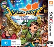 Dragon Quest 7 Fragments Of