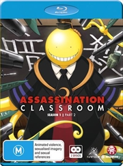 Assassination Classroom - Part 2 - Eps 12-22 | Blu-ray
