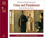 Crime & Punishment-Dostoievsky | CD