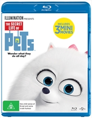 Secret Life of Pets, The (Gidget Edition) | Blu-ray