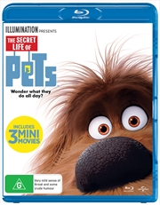 Secret Life of Pets, The (Duke Edition)