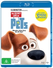 Secret Life of Pets, The (Max Edition)