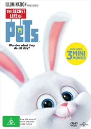 Secret Life of Pets, The (Snowball Edition)