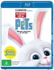 Secret Life of Pets, The (Snowball Edition) | Blu-ray