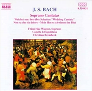 Back Soprano Cantatas | CD