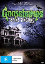 Goosebumps - The Spine Tingling Episodes | DVD