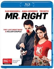 Mr. Right | Blu-ray